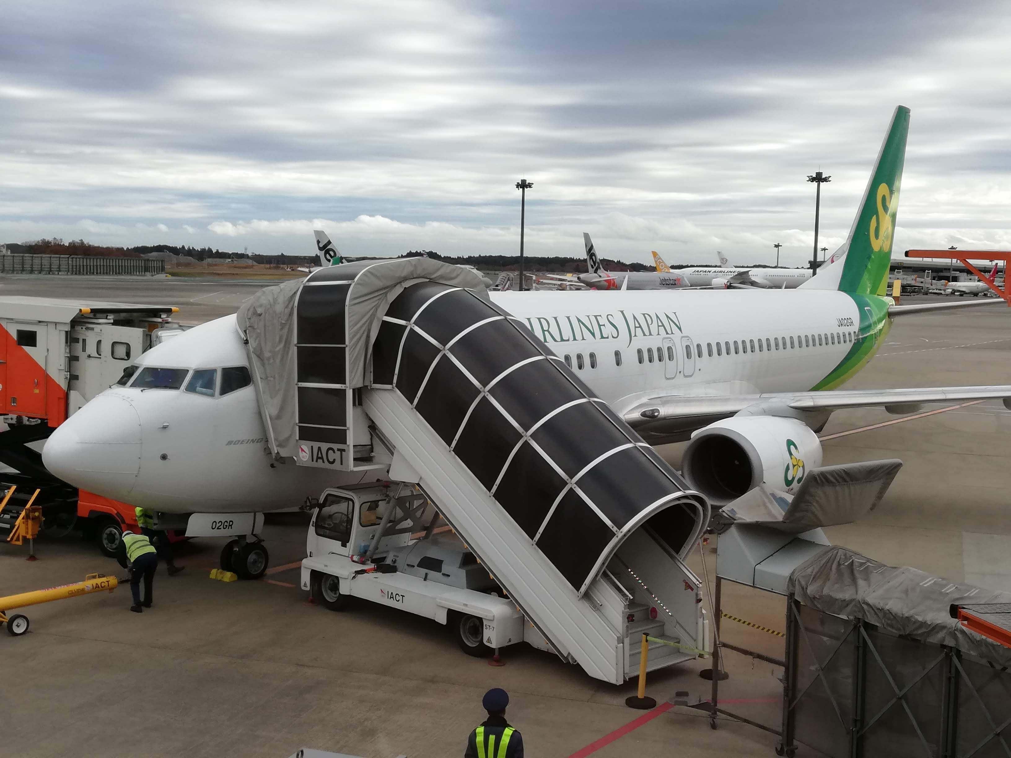 春秋航空で佐賀へ! 料金が安い!座席や設備を解説します