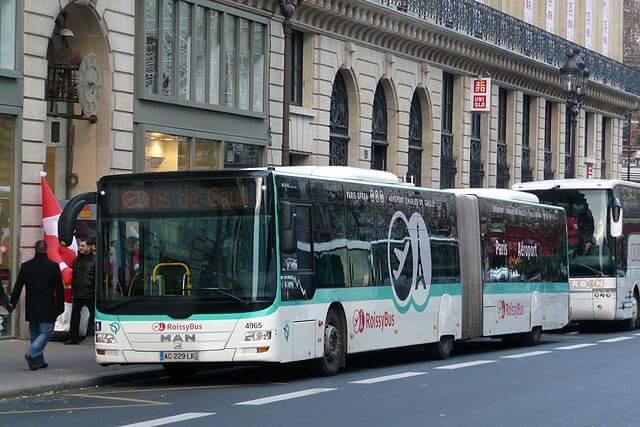 パリの空港からの移動をロワシーバスにして後悔した話!ロワシーバス乗り場の地図や現場の画像有り