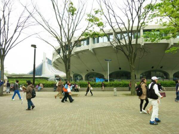 渋谷で女子一人暮らし