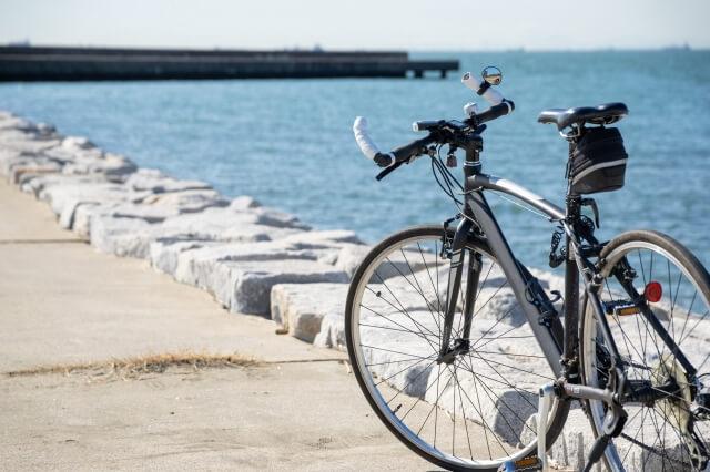浜名湖自転車レンタルとサイクリングロード