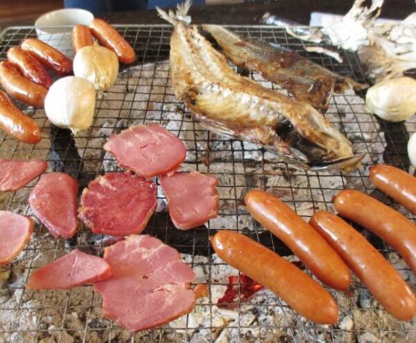 静岡の釣りとバーベキュー