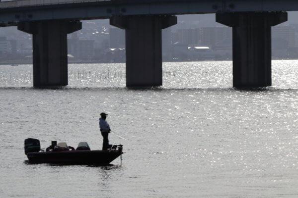 静岡のレンタルボート釣り