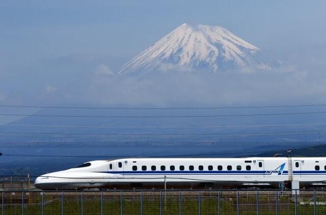 GO TOキャンペーン新幹線