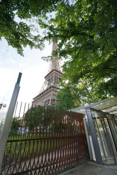 エッフェル塔に行きました 優先入場券と現地ツアーと日本から予約する方法