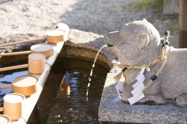 愛知県で初詣!縁結びの神様