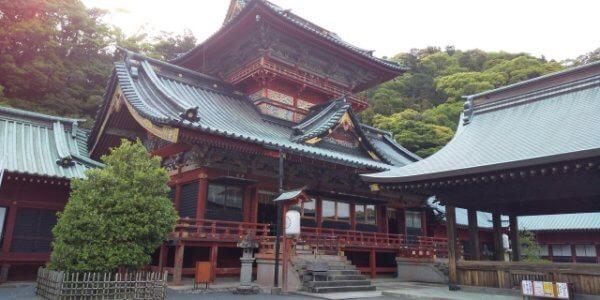 静岡浅間神社で初詣!混雑時間や屋台