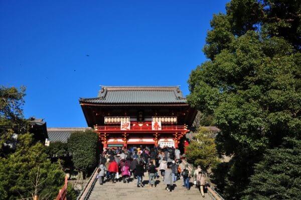 神奈川の初詣で受験生合格祈願!学業の神様