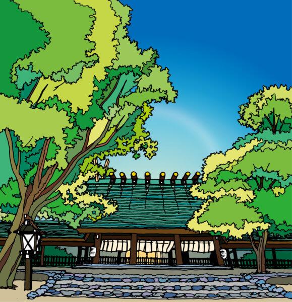 初詣!愛知の縁結びの神社おすすめはココ