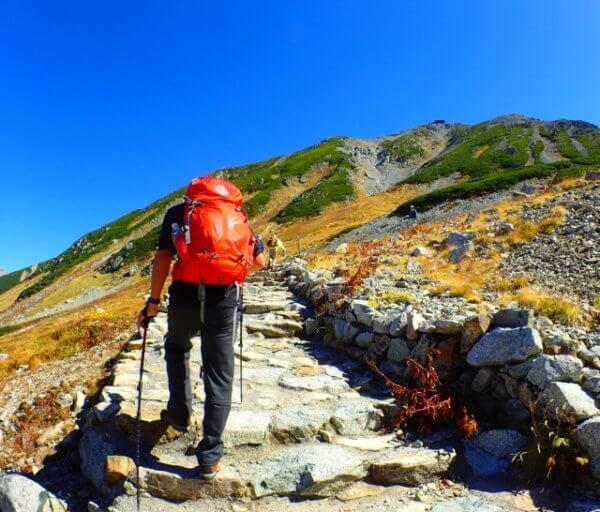 筑波山登山の消費カロリー