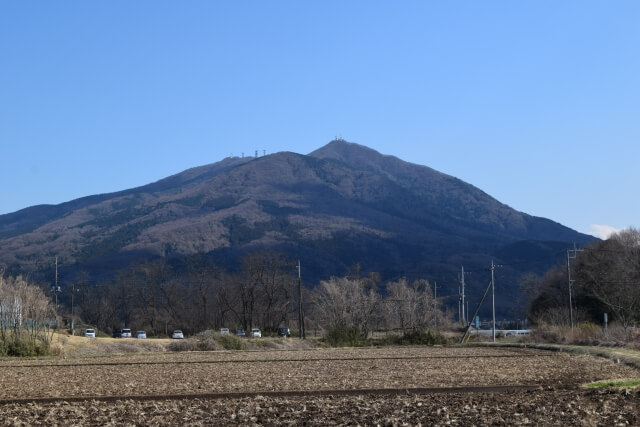 筑波山は夜間登山