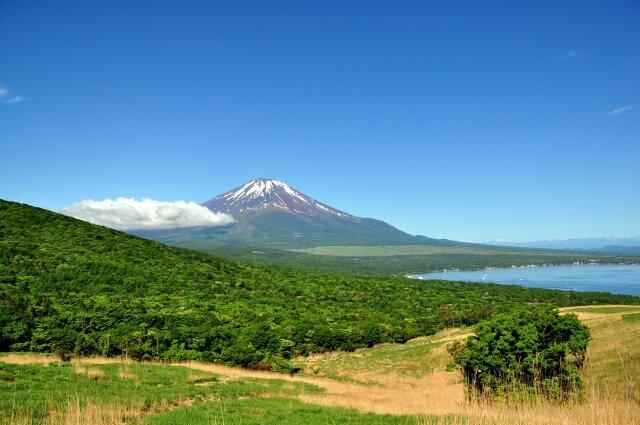 富士山登山のパックツアーで愛媛(四国)発着