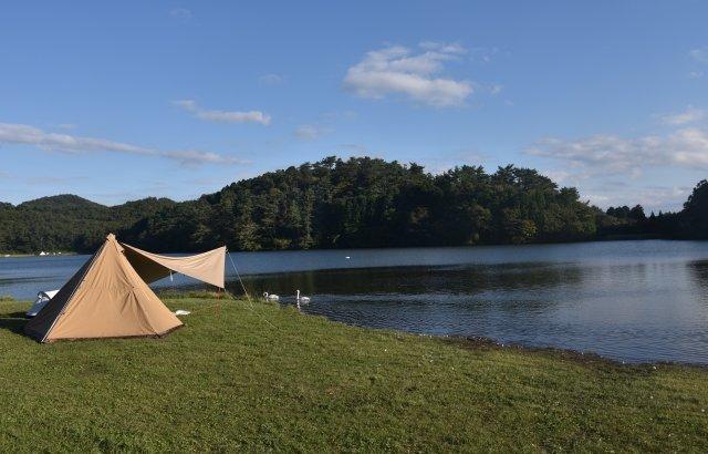 川釣りができるキャンプ場!千葉のスポット